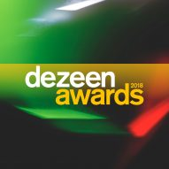Register your interest for Dezeen Awards 2018