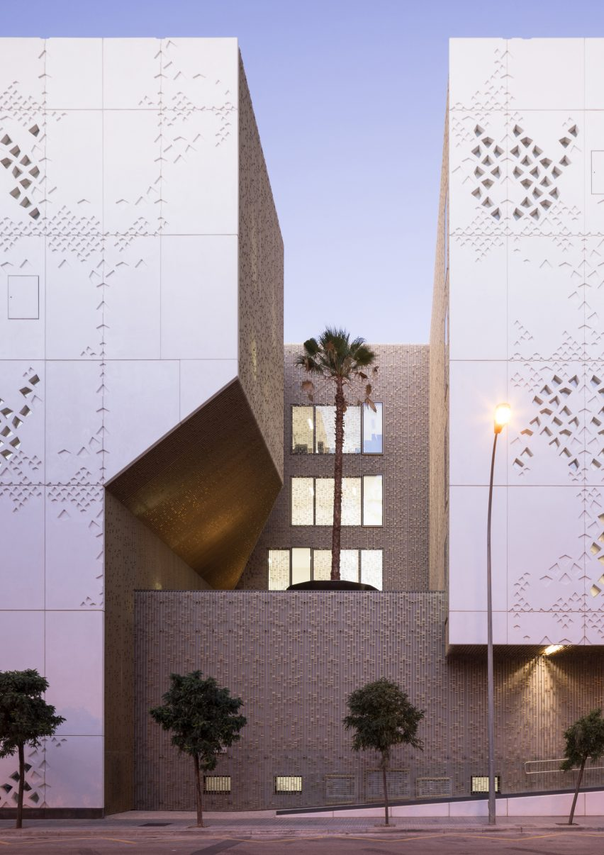 Palace of Justice in Córdoba by Mecanoo