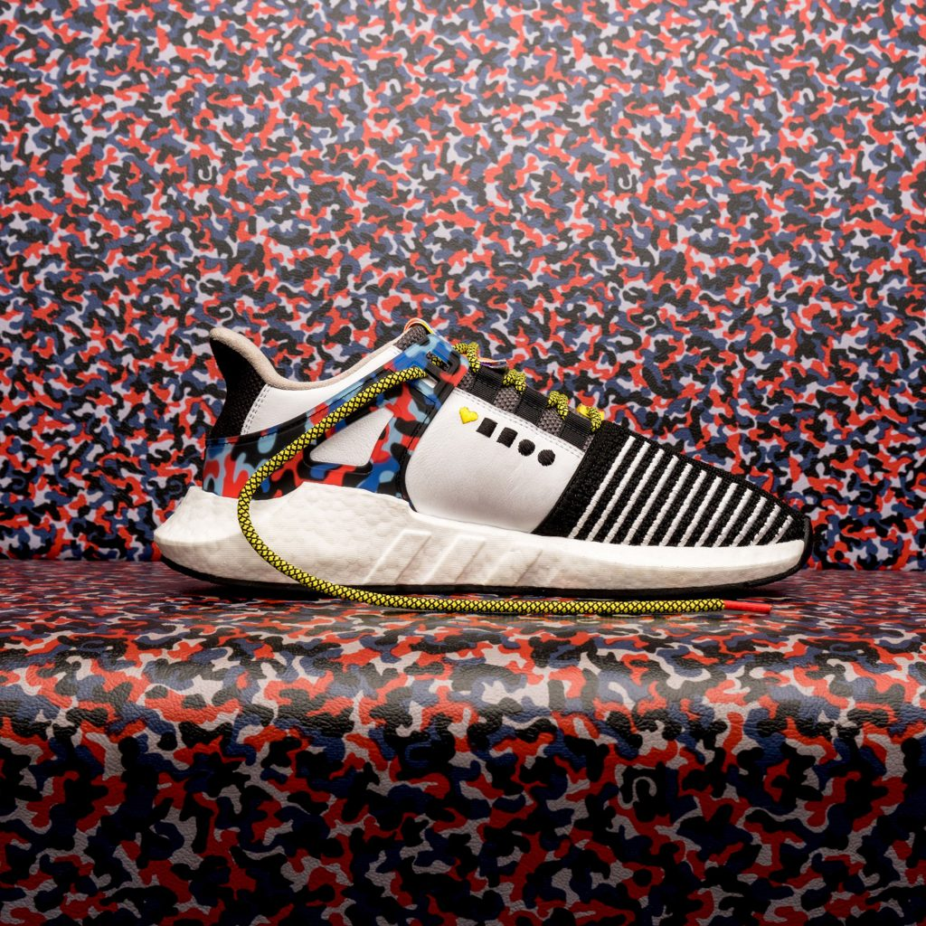 Adidas releases limited-edition trainers that match Berlin subway ...