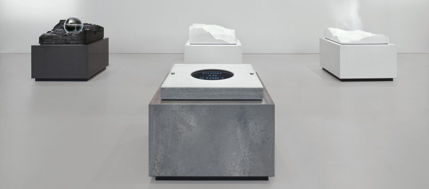 Altered States by Snarkitecture for Caesarstone