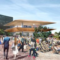 Outrage over plans for Apple store in Melbourne's publicly owned Federation Square