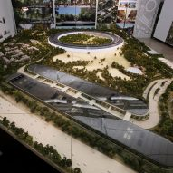 Apple outlines plans for another US campus
