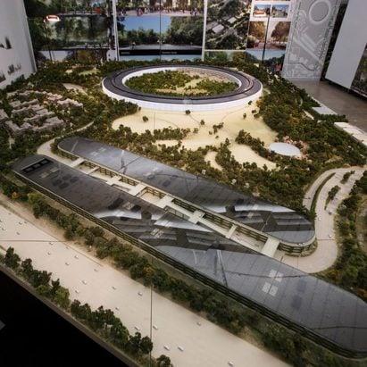 Apple Park model
