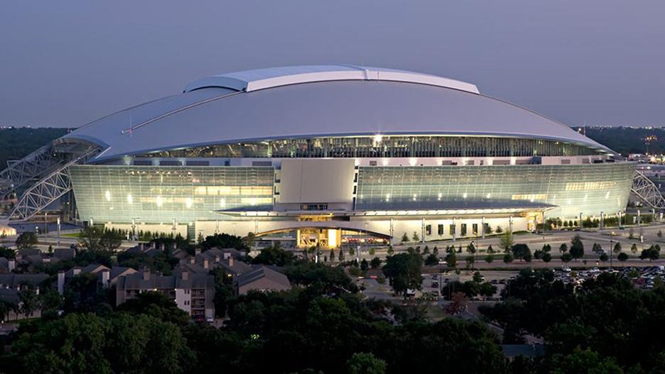 AT&T Stadium by HKS, Arlington, Texas