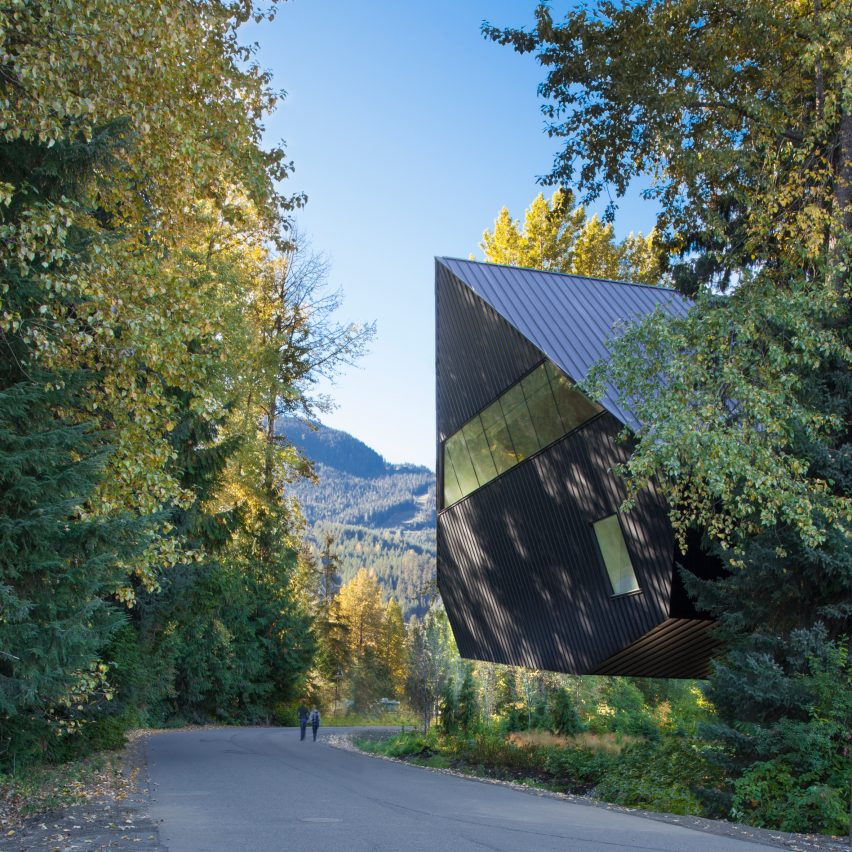 Audain Art Museum; Whistler, British Columbia, Canada, by Patkau Architects