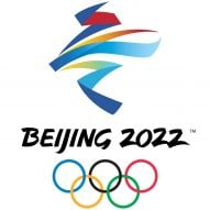 Calligraphy-inspired logos created for Beijing 2022 Winter Olympics