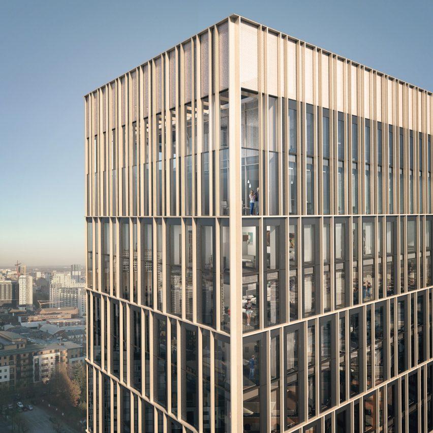 Birmingham tower