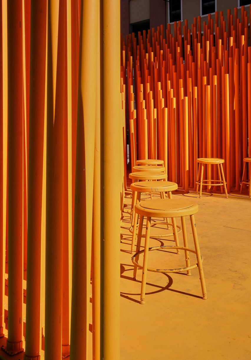 Brickell Stage by University of Miami Architecture School