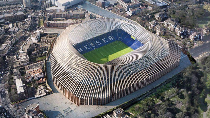 herzog de meuron s chelsea fc stadium plans expire chelsea fc stadium plans expire