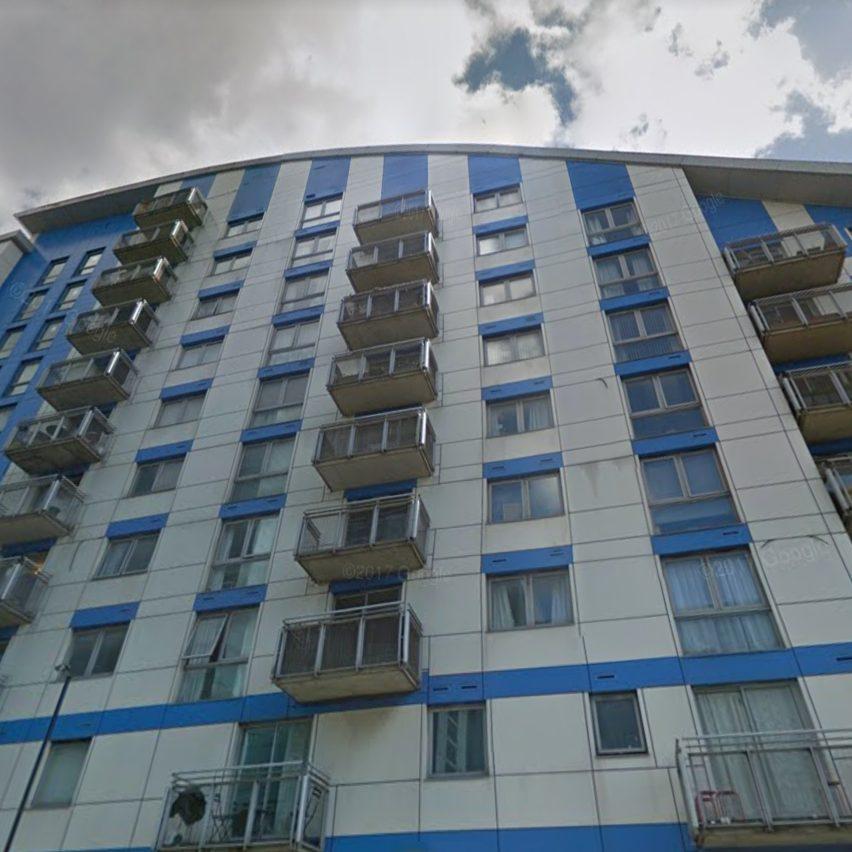 Developer to replace dangerous cladding on Croydon tower block