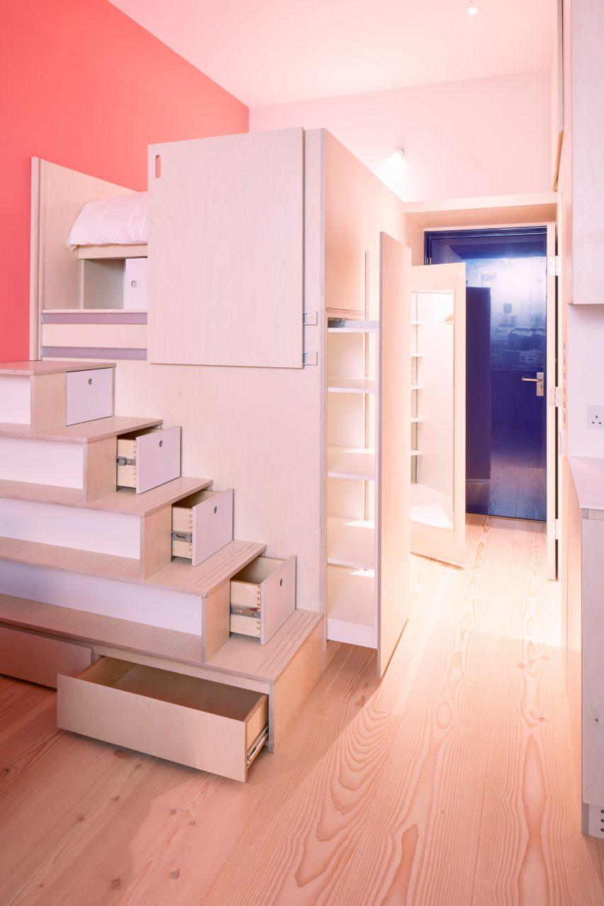 Ab Rogers Design Creates 19 Square Metre Apartment In London