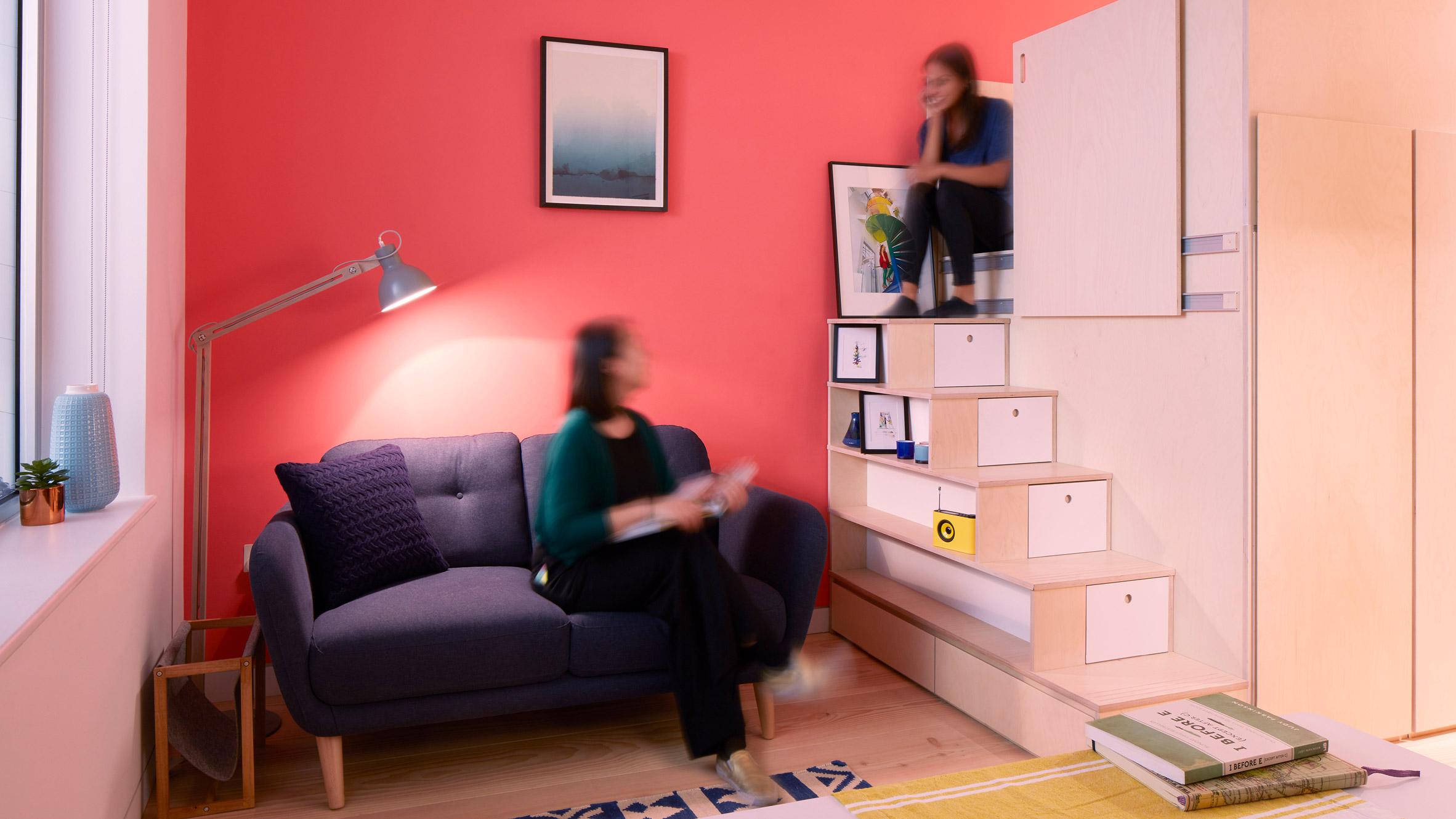 Micro apartment architecture, interiors and design | Dezeen