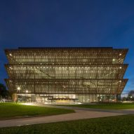 David Adjaye's African American history museum crowned Design of the Year 2017