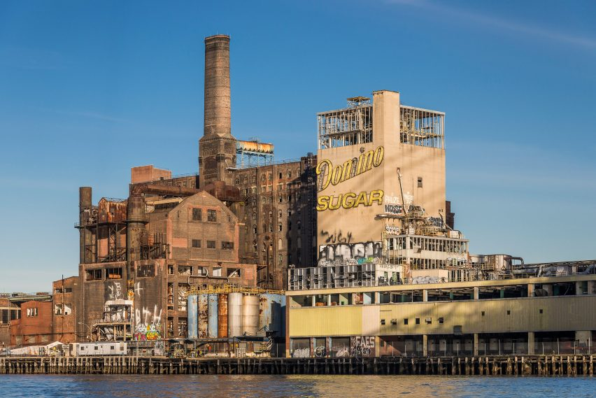 Domino Sugar Factory by Paul Raphaelson