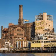 Paul Raphaelson photographs Williamsburg's derelict Domino Sugar Factory ahead of redevelopment