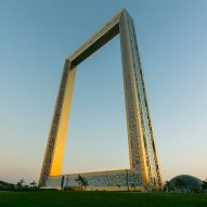 Dubai Frame opens amid claims of copyright infringement