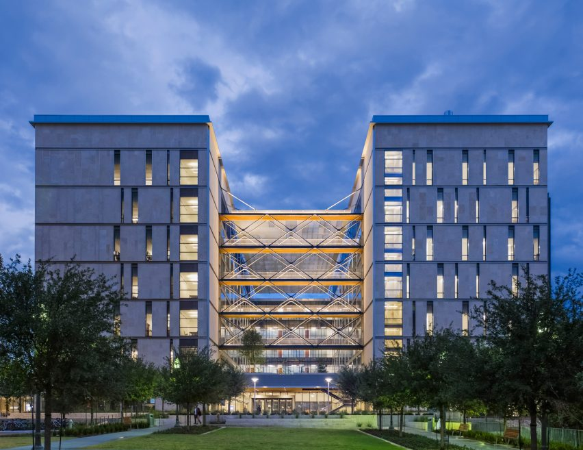 Great EERC At University Of Texas By Ennead Architects