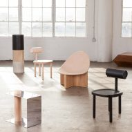 "Estudio Persona's furniture collection channels ""Hispanic rock 'n' roll"""