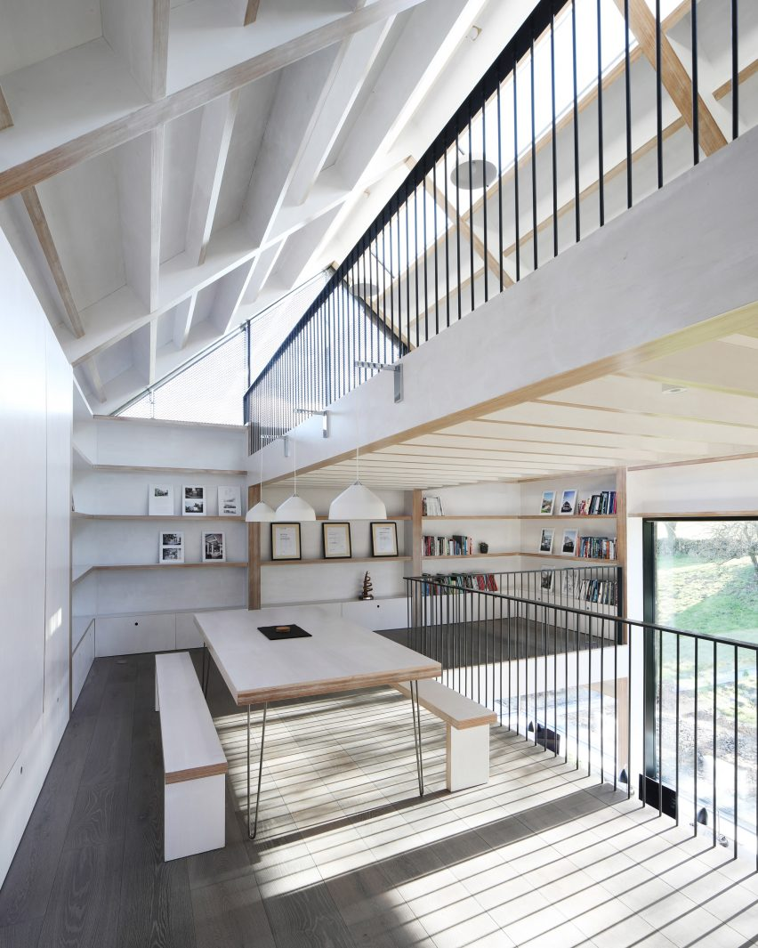 Fallahogey Studio by McGarry Moon Architects