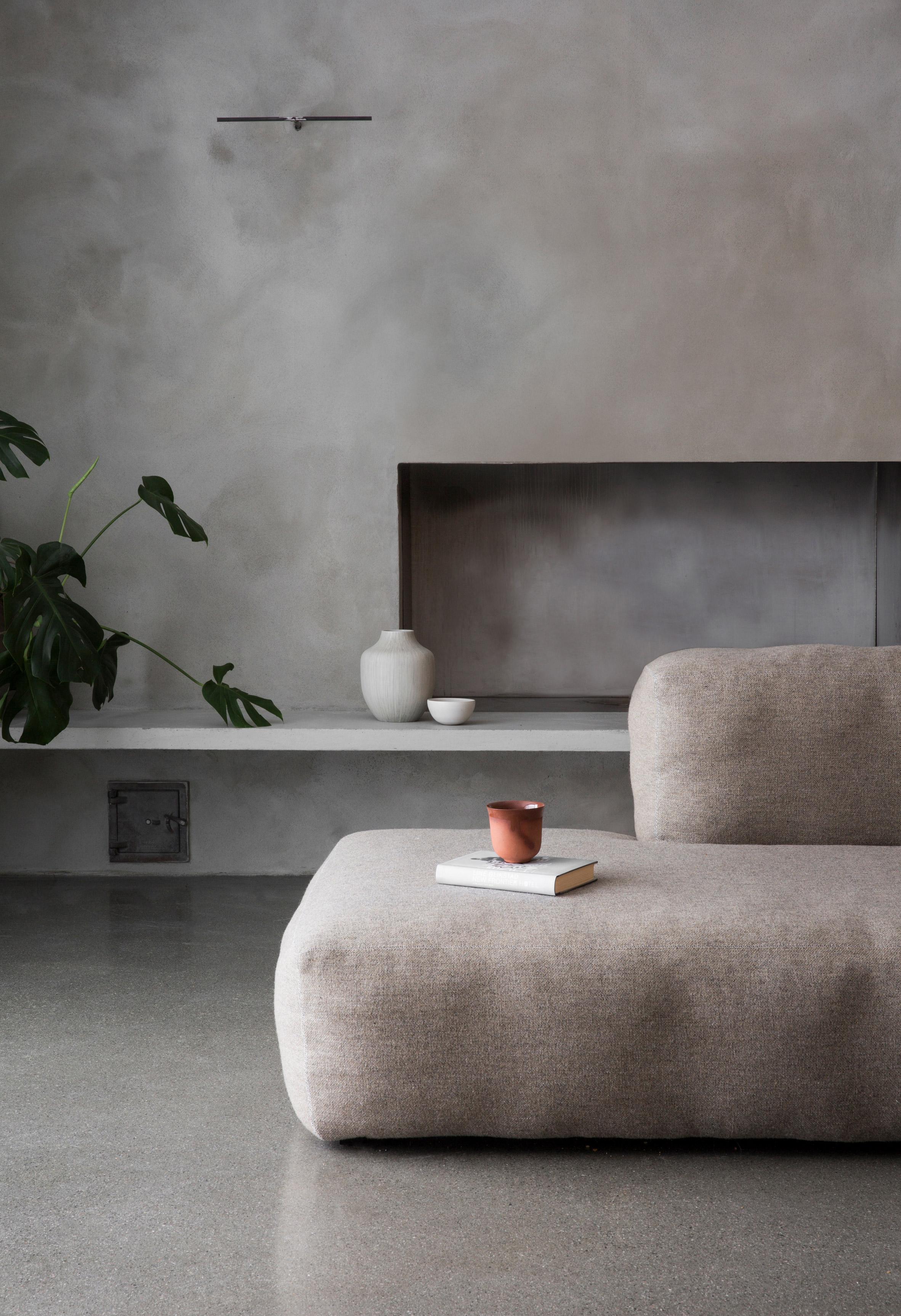 minimalistisch interieur materialen