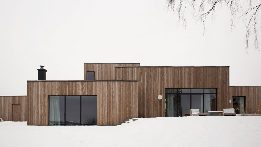 Norm Architects design Norwegian home to be the \