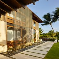 Hale Nukumoi house by Walker Warner Architects