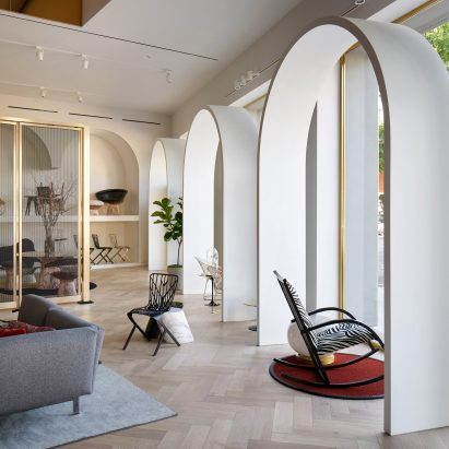 Home Design Shop by Knoll architecture and interior design  Dezeen
