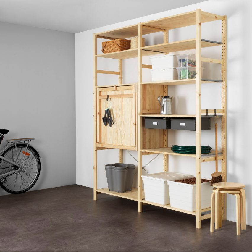 ikea storage furniture. The Table Was Reintroduced To IKEA\u0027s Collection In 2013, Redesigned And  Renamed Lövebacken. Its Tabletop Is Made From Poplar Veneer, While Its Detachable Ikea Storage Furniture
