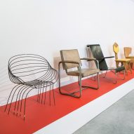 Inside the Walls exhibition at Friedman Benda showcases classic architect-designed furniture