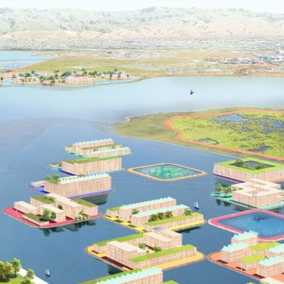 Islais Creek proposal for Resilient by Design's Bay Area Challenge