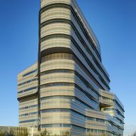 Jacobs Medical Center by Cannon Design