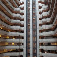 Hyatt Regency Atlanta by John Portman