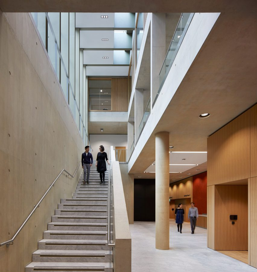 Judge Business School by Stanton Williams