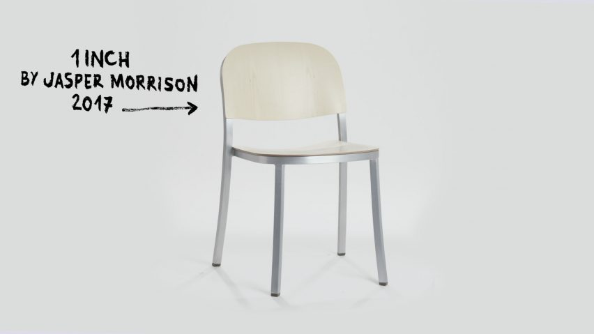 1 Inch chair by Jasper Morrison