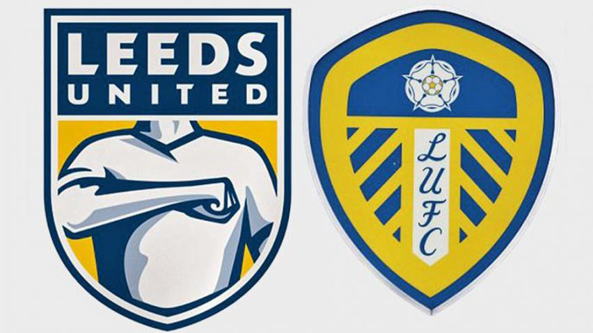 dd661ba17 With football club Leeds United facing backlash from fans over its  redesigned crest