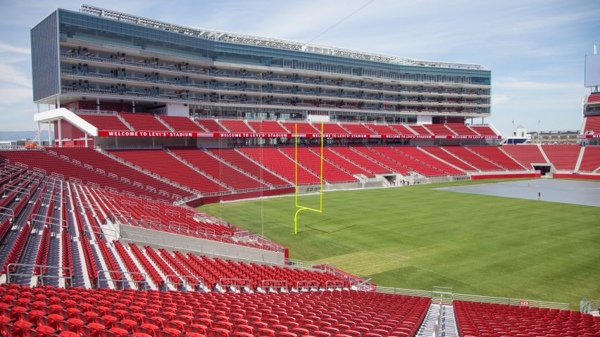 Levi's Stadium by HNTB, Santa Clara, California