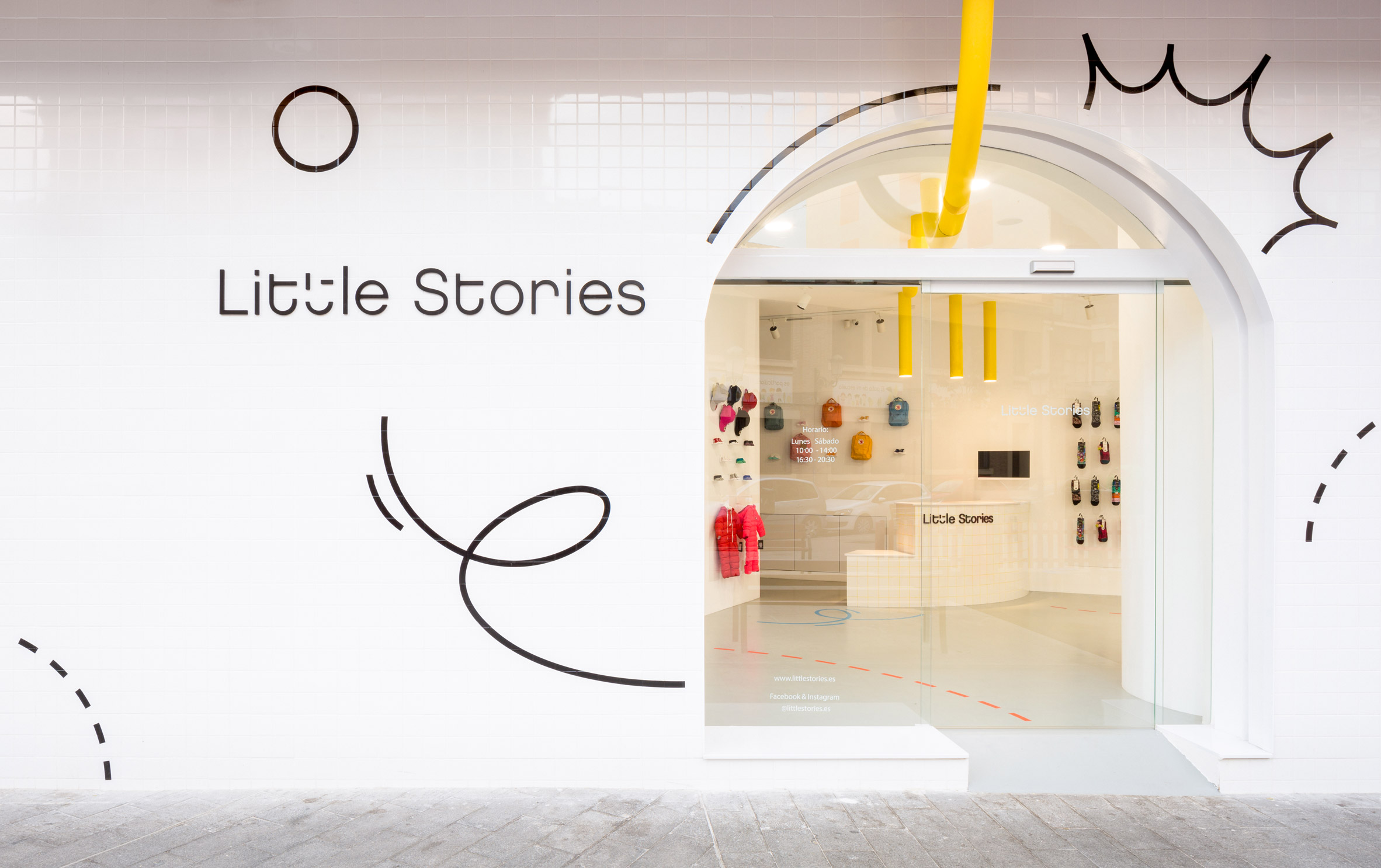 Little Stories store by CLAP Studio