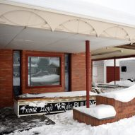 Bulldozer demolishes Frank Lloyd Wright medical centre in Montana