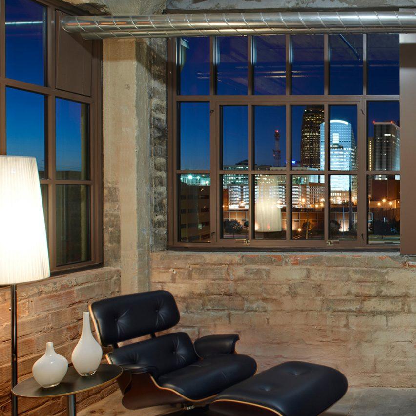 Loft apartment in Des Moines