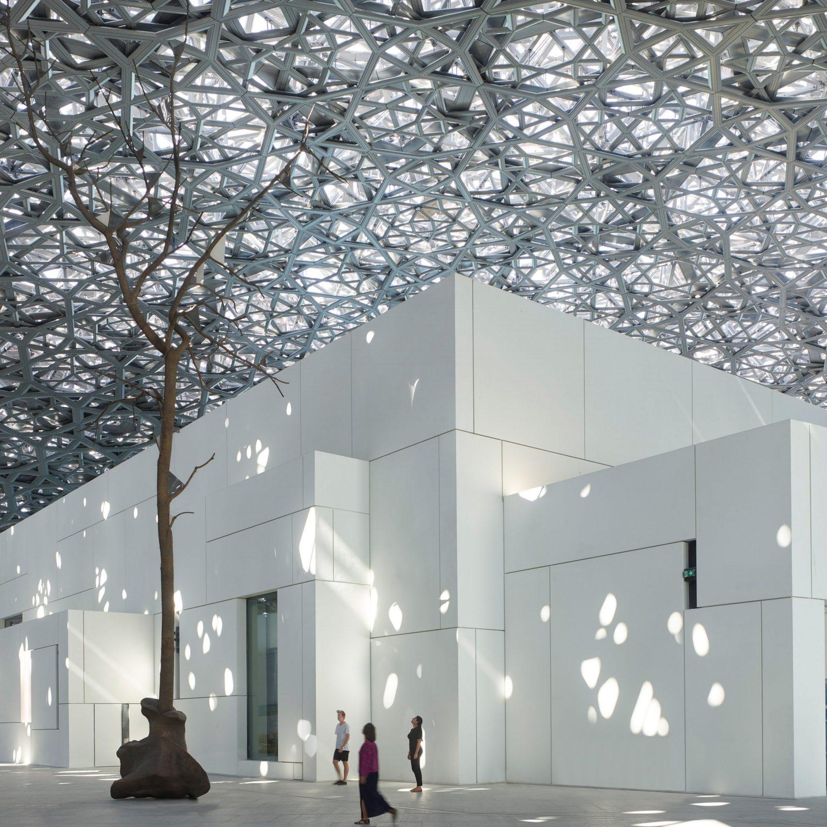 Музеи с потрясающими интерьерами