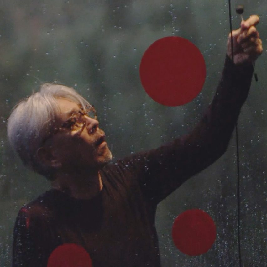 Ryuchi Sakamoto and Alva Noto have recorded an album at Philip Johnson's Glass House in Connecticut