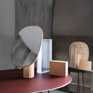 Muuto launches mirror to match those used by Parisian barbers