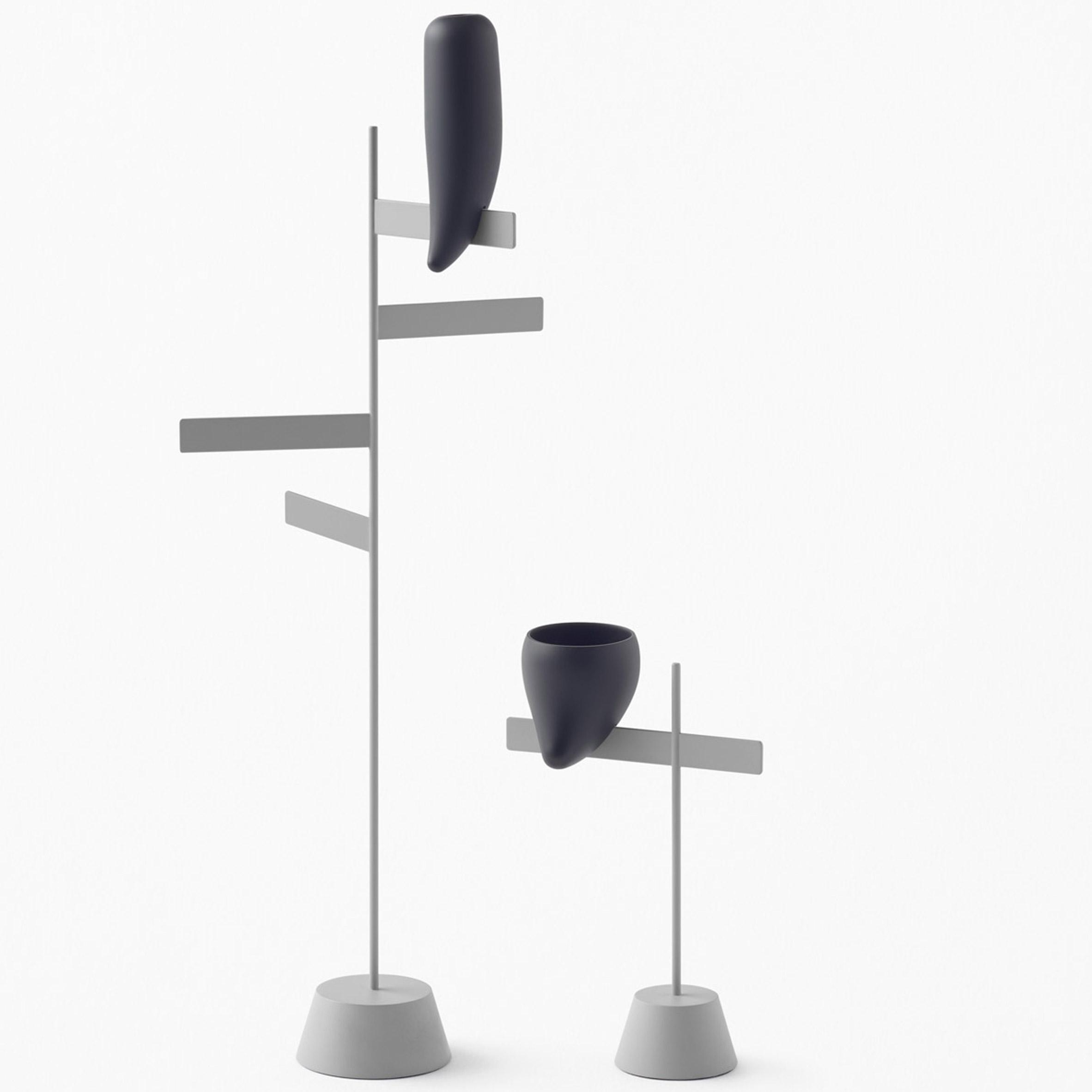 Nendo Creates Kanji Inspired Furniture And Stone Shaped Tableware For Zens