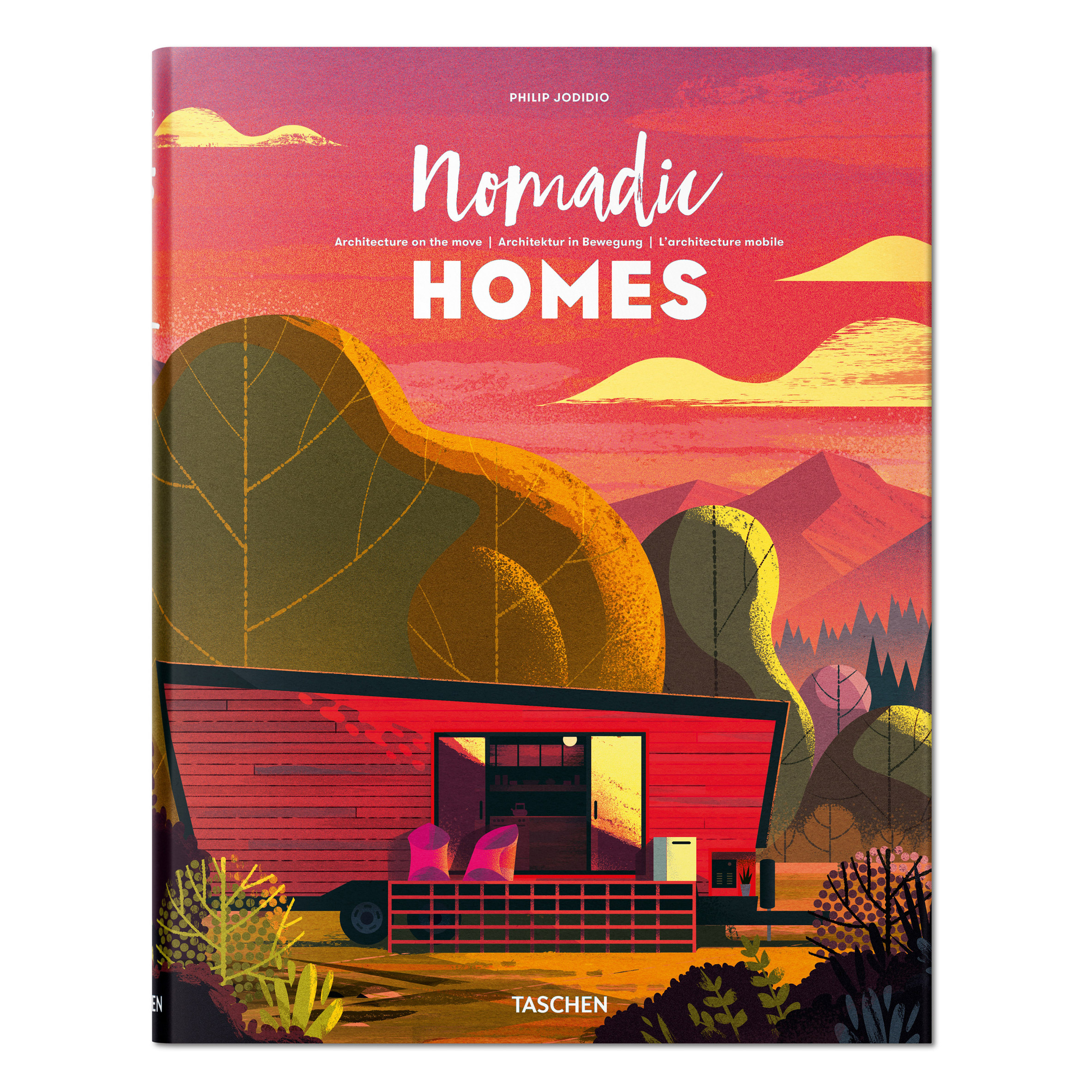 "Competition: win a book about tiny ""nomadic"" homes all over the world"