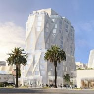 Frank Gehry incorporates more public space into Santa Monica development plans