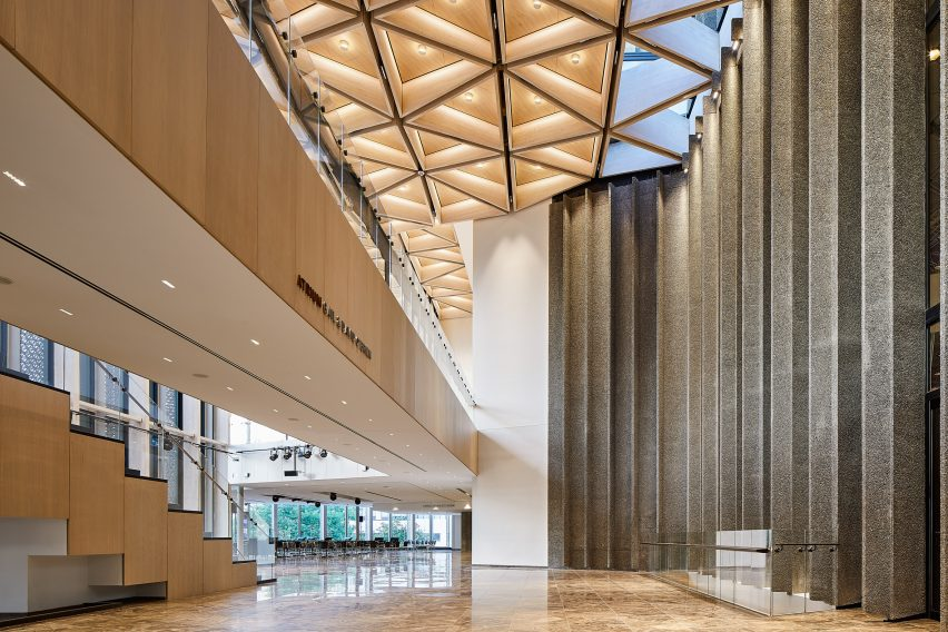 Ottawa National Arts Centre by Diamond Schmitt Architects
