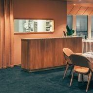 Note Design Studio redesigns historic mid-century restaurant in Helsinki