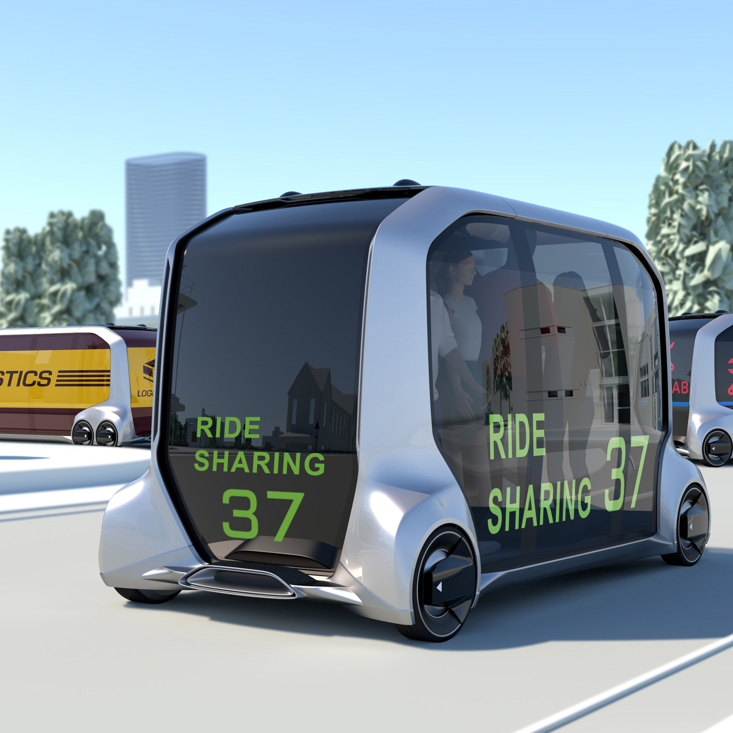 toyota reveals vision for driverless vehicles that switch function
