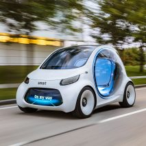 Self-driving cars could make congestion worse in cities according to leading transport designer Paul Priestman