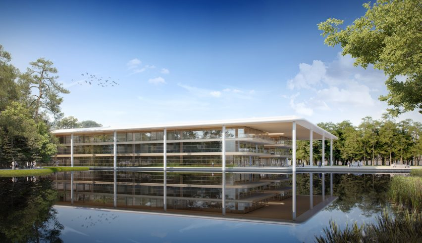 PGA by Foster Partners